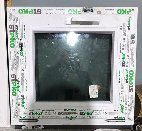 Металлопластиковое откидное окно