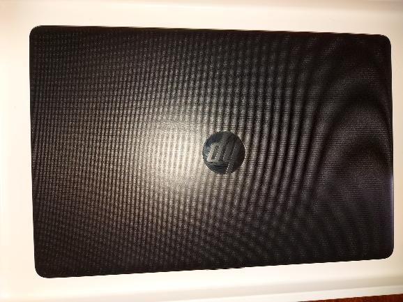 Ноутбук HP 15-da0237ur (4RK34EA) Black