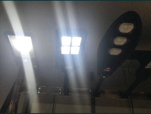 Sprzedam lampy Solarne led uliczne