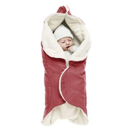 Wallaboo Elodie одеяло кокон конверт на выписку вкладыш в автокресло