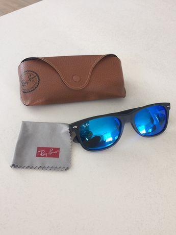 Okulary przeciwsłoneczne Ray Ban Wayfarer damskie