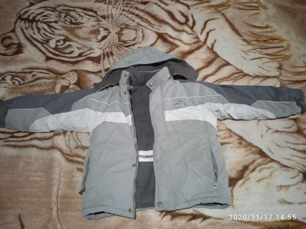 Куртка детская теплая