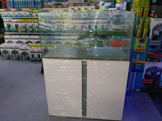 Aquario Tartarugueira com móvel nova 100x50x50