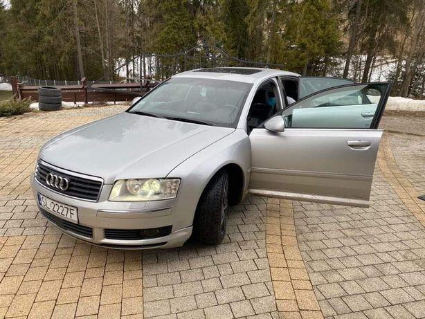 Audi A8 L 4.2 LPG *quattro*bose Doinwestowane