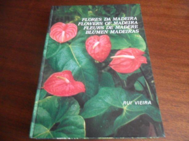 """""""Flores da Madeira"""" de Rui Vieira - Fotografias de Raul Perestrelo"""