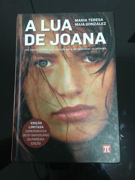 "Vendo livro ""A Lua de Joana"" de Maria Teresa Maia Gonzalez"