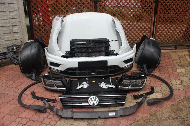 Разборка VW Tiguan 5NA 2016-> запчасти на Фольксваген Тигуан