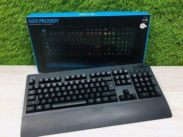 Игровая клавиатура Logitech G213 Prodigy USB