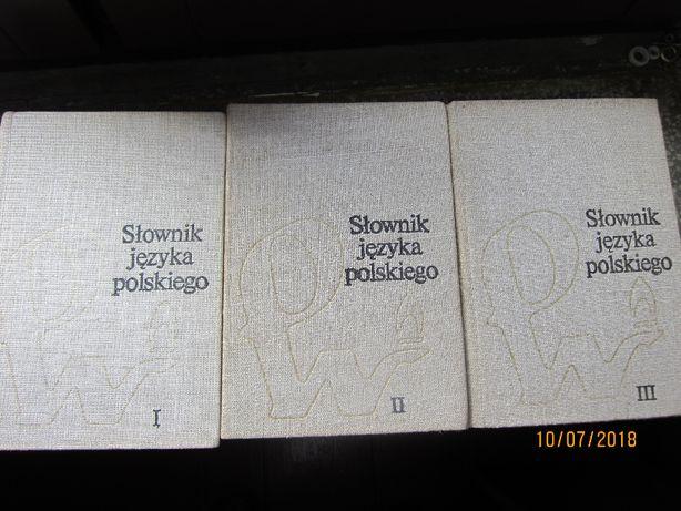 Słownik języka polskiego 1978r