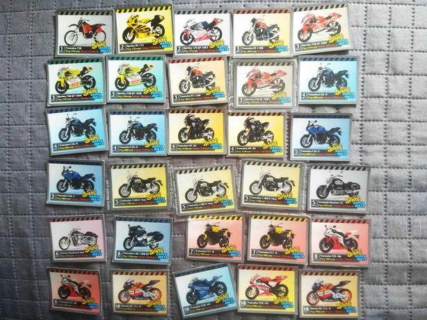 Karty Mr Snaki Super Moto - 30 Kart