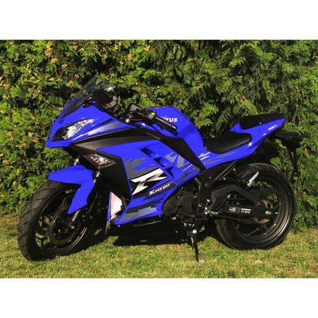 Спортивный мотоцикл VENTUS VS200-11. Доставка без предоплаты! Кредит!