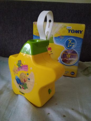 Gwiazdka projektor pozytywka Tomy