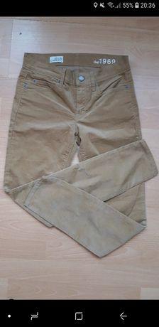Spodnie rurki Gap