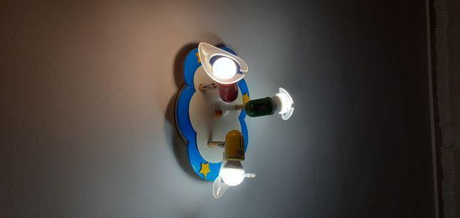 Люстра светильник детский, світильник в дитячу