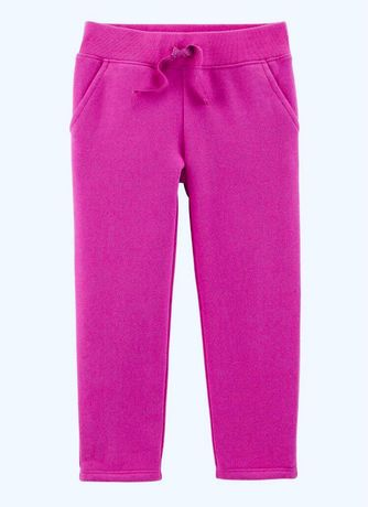 HM Новые флисовые штаны Carter's 3t