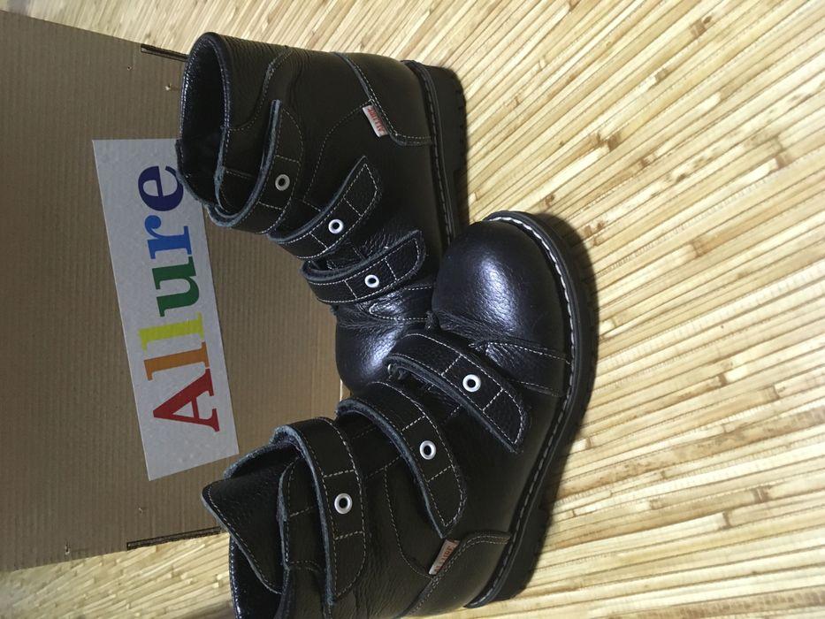 Продам ортопедические ботинки для мальчика 31 размер. Кривой Рог - изображение 1