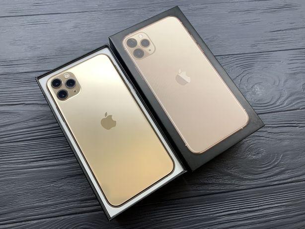 iPhone 11 Pro Max 256gb Gold Магазин гарантия рассрочка