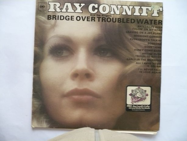 "Ray Conniff and the singers ""Bridge Over Troubled Water"" (1970), winyl"