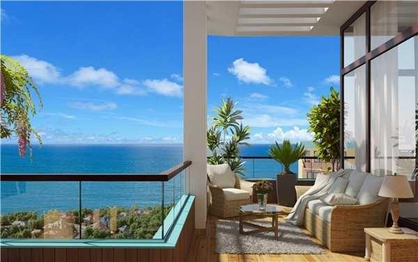 Сданный дом бизнес-уровня. Панорама моря! Рассрочка без удорожания