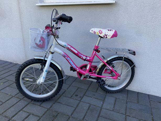 Rower dzieciecy ( dla dziewczynki)