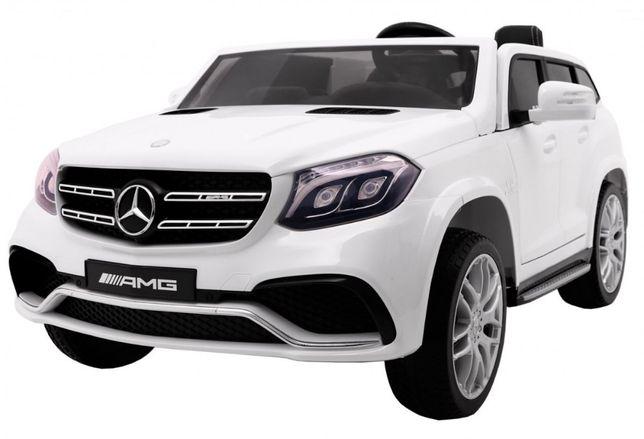 Auto na akumulator Mercedes Benz GLS 63 AMG 4WD Lakierowany + nawiew