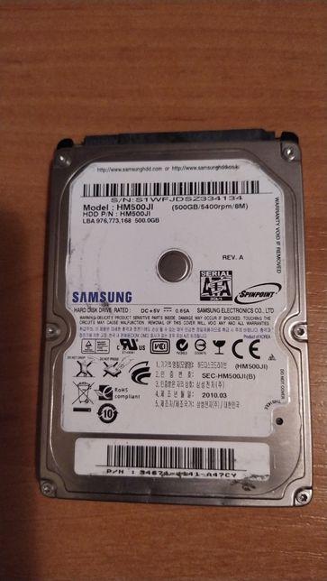 Жёсткий диск для ноутбука HM500 JI 500GB