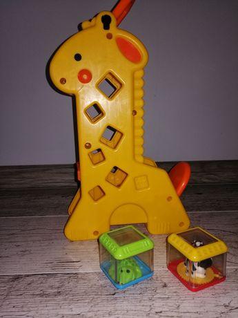 Żyrafa Fisher Price