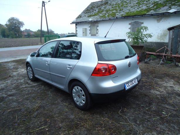 Witam Sprzedam VW Golf V 1.9 TDI 2007Rok!!