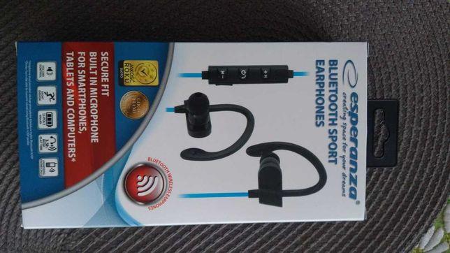 Słuchawki Bluetooth Sport