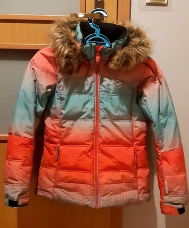 Kurtka narciarska Rossignol dziewczęca Girl Twist PR JKT 10-11 lat