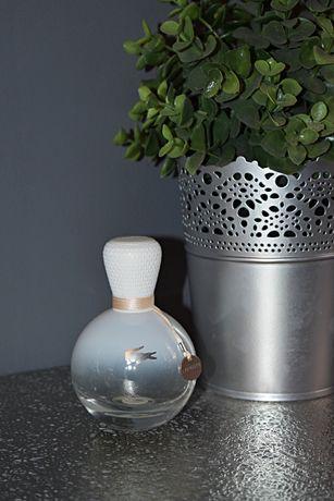 Lacoste Eau de Lacoste Pour Femme buteleczki po perfumach flakony 90ml
