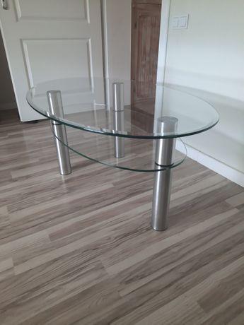 Ława - stolik szklany