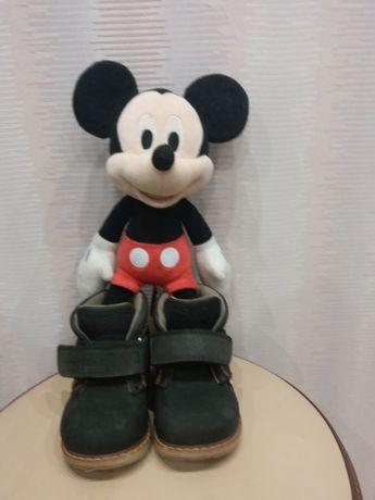 Демисезонные ботинки K.Pafi 21 размер. Ботинки весна-осень