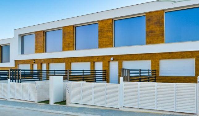Таунхауз по цене квартиры