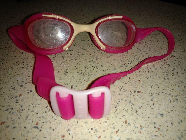 Фирменные очки для плавания Arena, Nabaiji
