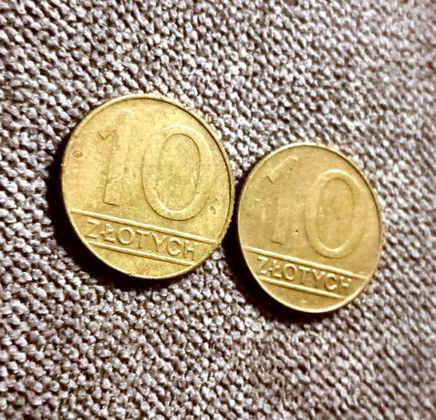 Sprzedam monety 10 zł