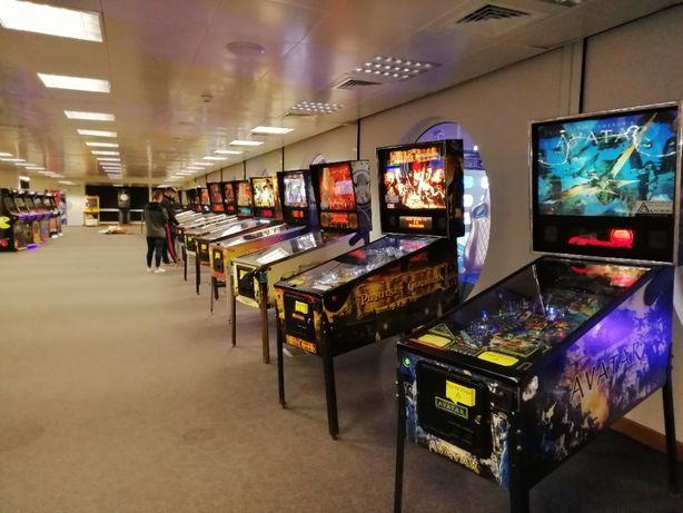 Reparações/Flippers/arcades/setas