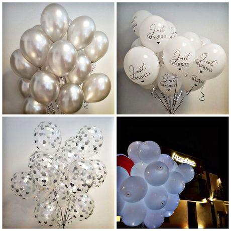 Balony Balon Z Helem Na Wesele Ślub Dekoracje Gadżety _Sklep_ Rybnik