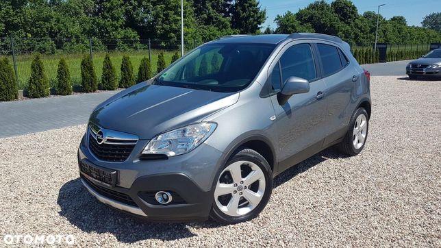 Opel Mokka 1.4T 140Km Jak Nowy Opłacony z Niemiec Gwarancja