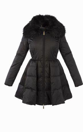 Пуховик куртка пальто Elisabetta Franchi Celyn B