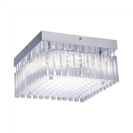 Lampa sufitowa LEA LED wisiorki kryształ Leuchten Direkt 15200