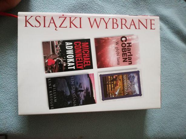 Książki wybrane (4 tytuły )