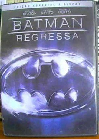 Batman Regressa - Edição Especial (2 dvds)