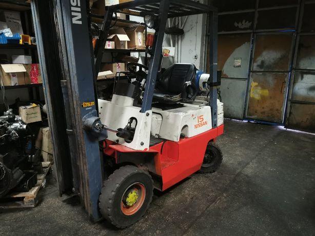 Wózek widłowy NISSAN Triplex 5150 LPG 1,5 T