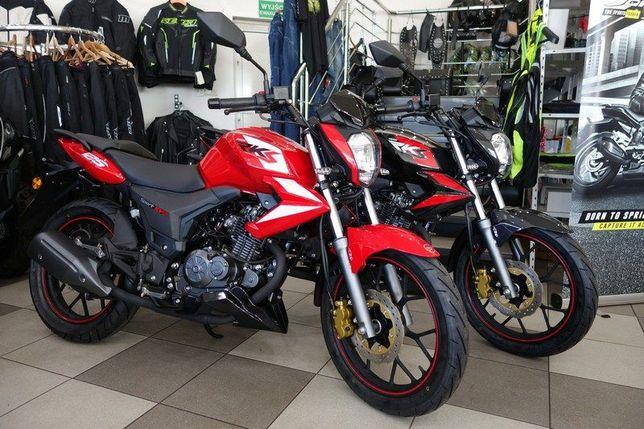 Motocykl 125 Keeway RKS 125i Sport,Rybnik,transport 2020