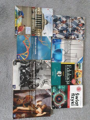 Książki, podręczniki 1 klasa