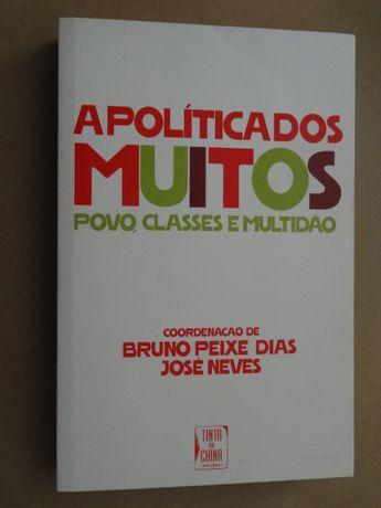 A Política dos Muitos de Bruno Peixe Dias