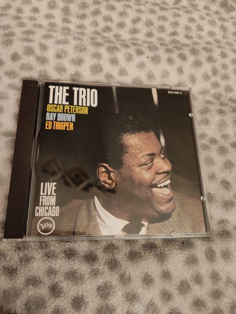 Oscar Peterson The Trio