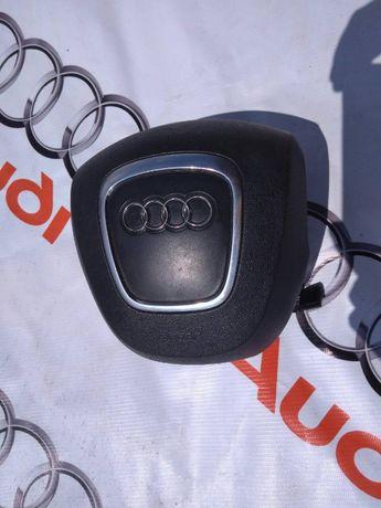 Airbag подушка безопасности в руль Audi Q7 Ку7 Кю7 АерБег Аербек