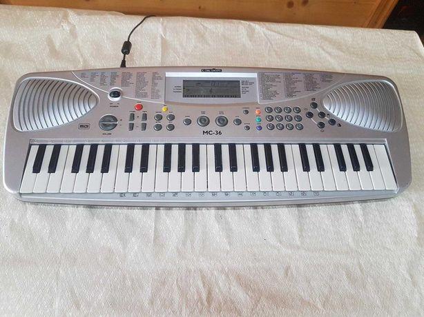 PS008 Синтезатор Мс CRYPT MC-36